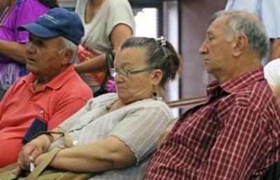 Un total de 191.132 adultos mayores reciben la pensión alimentaria