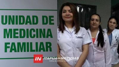 HABILITAN CONSULTORIO FAMILIAR EN EL HOSPITAL REGIONAL DE ENCARNACIÓN.