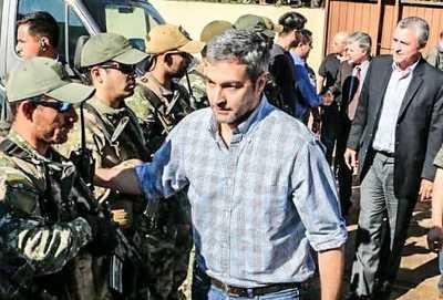 Contundentes señales del gobierno paraguayo alientan lucha regional contra el terrorismo