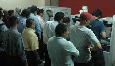 Cajeros automáticos serán resguardados por la Policía ante cobro de aguinaldo