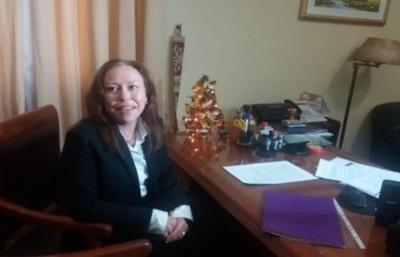 Elodia Almirón presentó su descargo ante el Consejo y ratificó que no se siente afectada por la denuncia