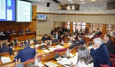 Senado tratará en última sesión la pérdida de investidura