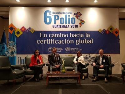 Paraguay en busca de la erradicación de la polio