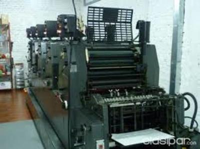 Asociación de Imprentas protestan contra factura electrónica