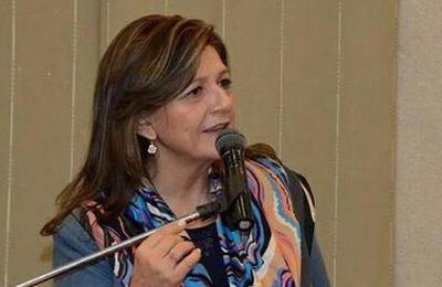 Senadora Blanca Ovelar se pronuncia por ataque verbal de Paraguayo Cubas