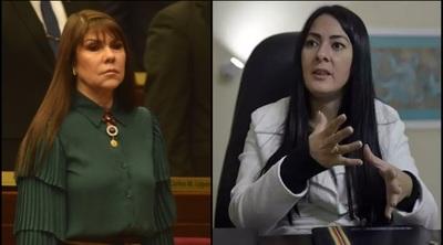 """Señalan que cargo de ministra de Senabico es """"incompatible con el de su esposo"""""""