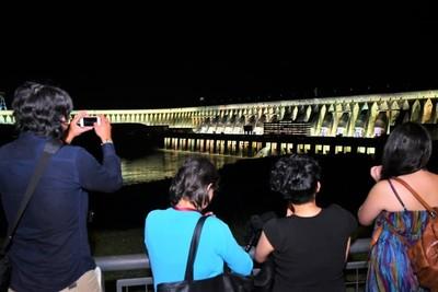 Complejo Turístico Itaipú registra más de 650.000 visitantes