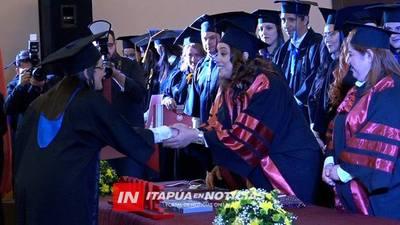 EGRESO DE POSGRADO ABRE GRADUACIONES 2019 DE LA UNAE