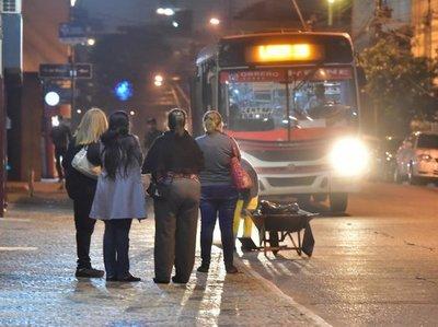 MOPC anuncia plan piloto de transporte público en horario nocturno