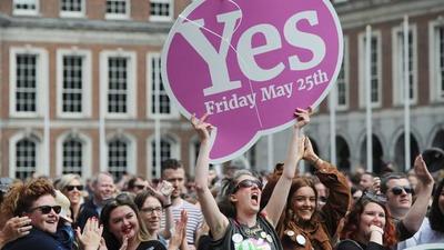 Parlamento de Irlanda aprueba proyecto de ley que legaliza el aborto