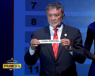 Se sorteó el fixture del Clausura 2019