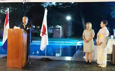 Japón destaca labor del Gobierno para lograr transformación en varias áreas