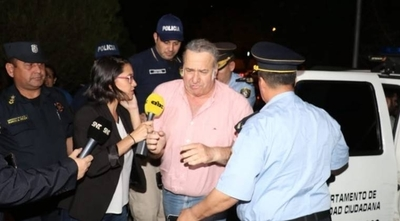 HOY / Pasará la Navidad en su celda: rechazan pedido de González Daher