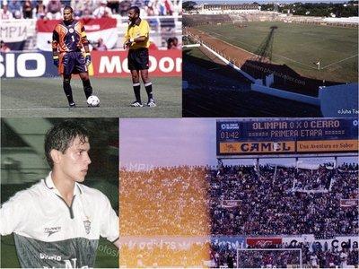 Viaje al pasado: Fotos inéditas del fútbol paraguayo