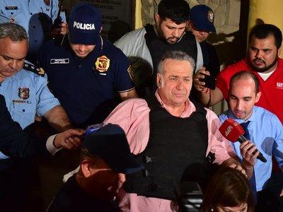 Rechazan prisión domiciliaria para González Daher