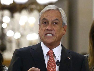 Piñera critica manejo económico Bachelet y promete recuperar tiempo perdido