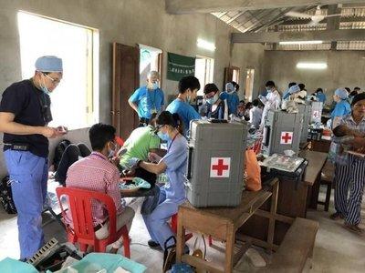 Médicos taiwaneses ofrecerán atención gratuita