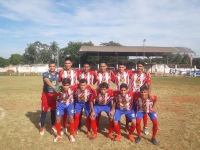 Selección Sanlorenzana: Hasta la ciudad de Tobati por la clasificación