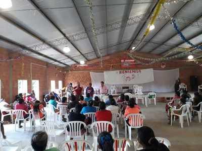 Programa Tekoporã beneficia a 166 familias indígenas en Boquerón