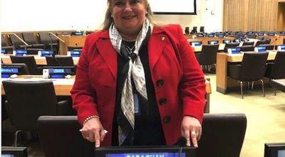 Una paraguaya es distinguida con alto cargo en la ONU