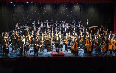 Gran cierre de temporada internacional 2018 de la Sinfonica Nacional
