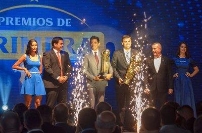 APF premió a los mejores del año