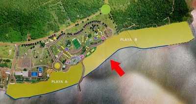 Cinco empresas compiten por la ampliación de la playa de Hernandarias