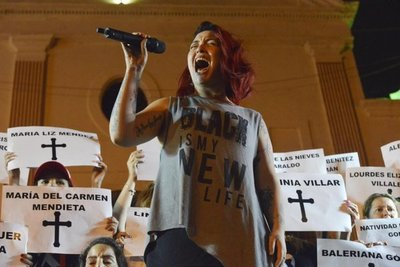 Artistas paraguayas cuentan casos de abuso sexual