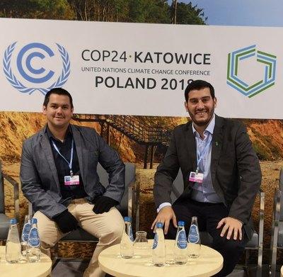 A Todo Pulmón expuso en la Cumbre Mundial del Clima en Polonia