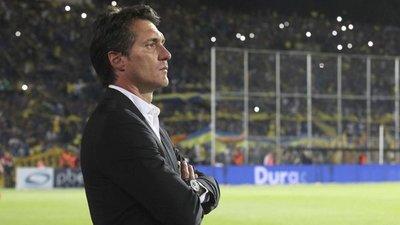 Barros Schelotto deja de ser DT de Boca