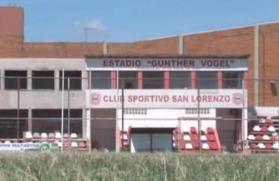 Deportivo San Lorenzo prepara su regreso