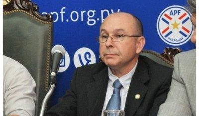 Amelio Andino renunció al departamento de árbitros de la APF