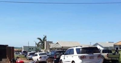 Mujer muere desangrada en Santa Rita