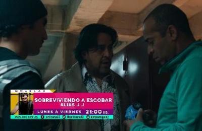 ¡Imperdible lo que se viene hoy con Sobreviviendo a Escobar, Alias JJ!
