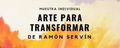 "HOY / La muestra ""Arte para transformar"" llega a la Manzana de la Rivera"