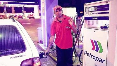 Petropar regala combustible durante este sábado