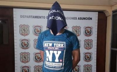 Detenido por intento de asalto a obreros