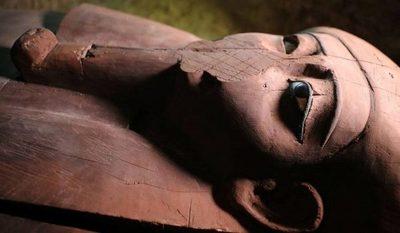 Egipto desvela una tumba bien conservada de un sacerdote de hace 4.400 años