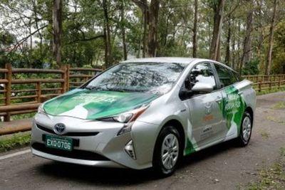 Presentan en Brasil el primer automóvil híbrido flex del mundo