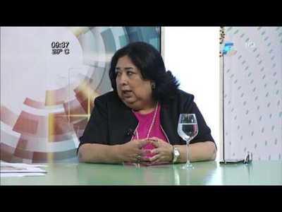 Ministra habla sobre casos de abusos a menores y niñas madres