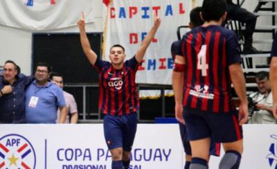 HOY / Futsal FIFA: Cerro es el campeón de la Copa Paraguay