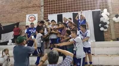 Concepción campeón del Nacional C13