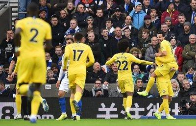 Chelsea no echa de menos a Morata
