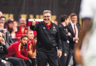 """El """"Tata"""" Martino es confirmado como entrenador de la selección mexicana"""