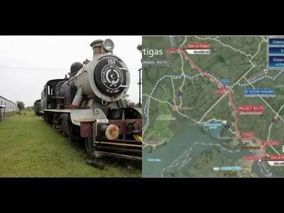 Pretenden reactivar tramo ferroviario Encarnación