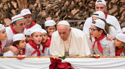 El Papa Francisco cumple hoy 82 años – Prensa 5