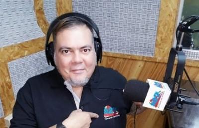 Fidel Martínez denuncia a su taxista