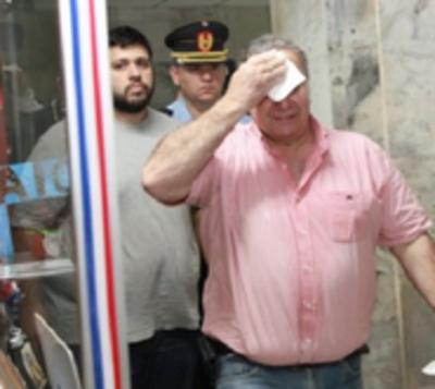 González Daher insiste en su intención de pasar las fiestas en su casa