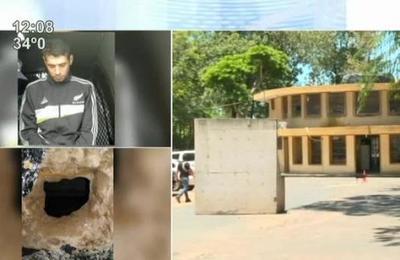 Dos reclusos escaparon de la Agrupación Especializada