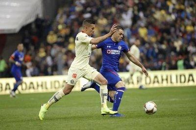 Finales perdidas por Cruz Azul con paraguayos